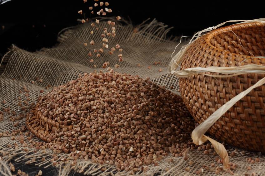 semințe de hrișcă