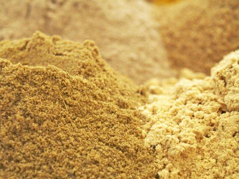 pulbere din semințe de schinduf