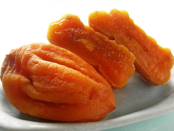 fructe de kaki uscat