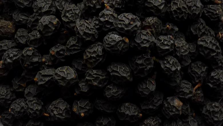 fructe de porumbar uscate