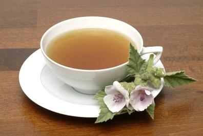 ceai de nalba mare