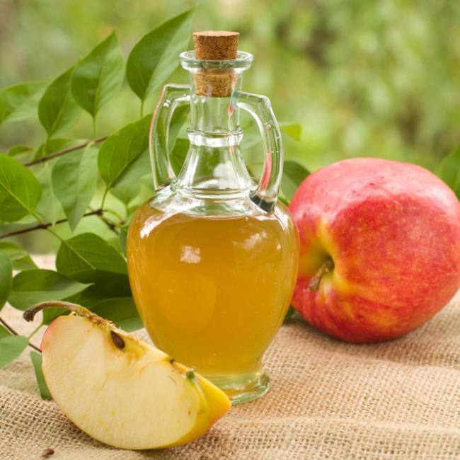 oțetul de mere