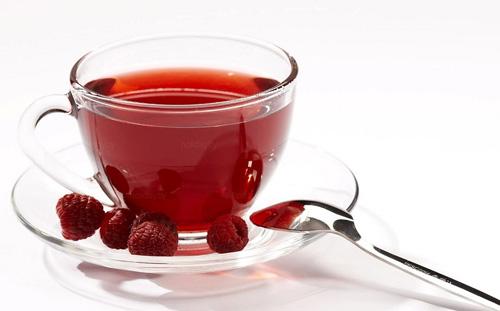 ceai de zmeură