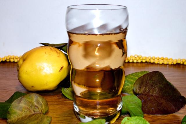ceai de frunze de gutui