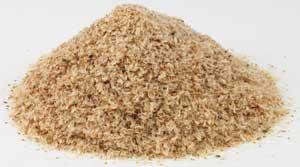 făină de semințe de psyllium