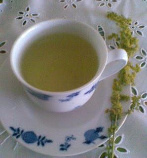 ceai de drăgaica