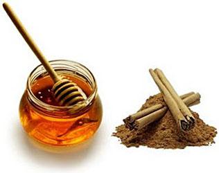 scorțișoară cu miere