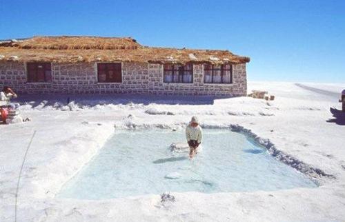 hotel de sare