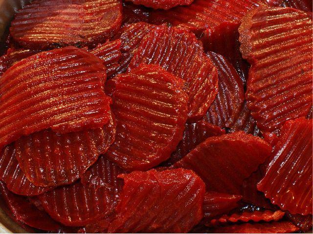 sfeclă roșie fiartă