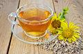 ceai de iarba mare