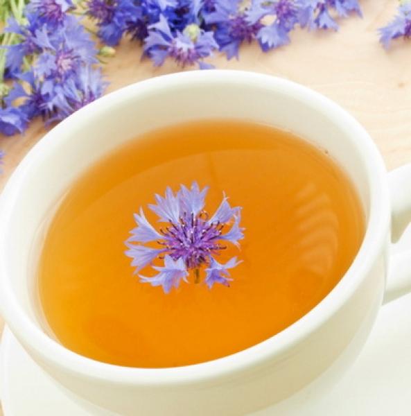 ceai de albăstrele